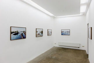 "Sebastian STUMPF  ""Inseln"", installation view"
