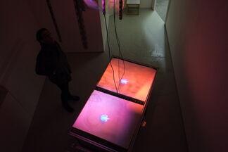 Chronovisor : Prologue at Foodface, Peckham, installation view
