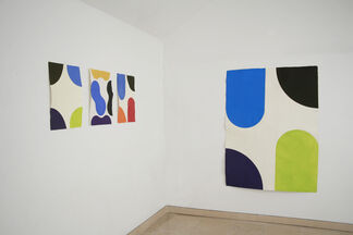 Richard Gorman KAN, installation view