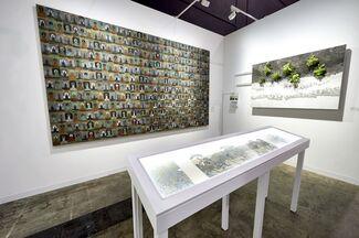 Galerie Ora-Ora at Art Basel in Hong Kong 2016, installation view