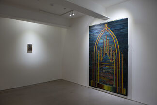 Ana Milenkovic The Difficult Path, installation view