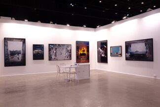 East Wing at Art Dubai 2017, installation view