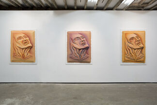Judy Chicago   Powerplay: A Prediction, installation view