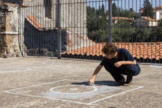 """""""Felicia Munera"""" per Una boccata d'arte 2020, installation view"""