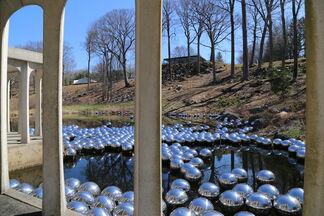 Yayoi Kusama: Narcissus Garden, installation view