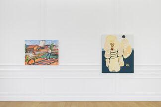 Anecdote, installation view
