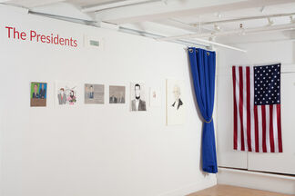 The Good American, installation view