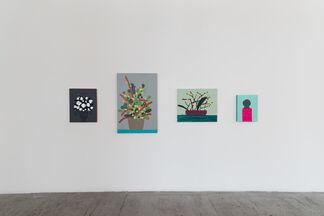 Tucker Nichols Patio Music, installation view