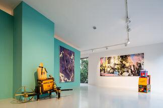 CALIFORNIA LOVE, installation view