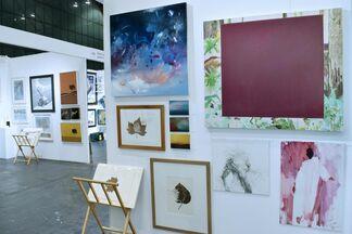 Abode at Buy Art Fair 2017, installation view
