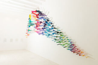 Blue and Joy: An Inevitable Success: the Last Discouraging Adventure of Blue and Joy, installation view