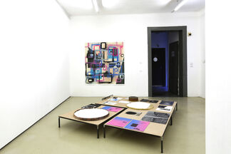 AIR   Artist in Residence    Vienna   Hungary   Sri Lanka 2015, installation view