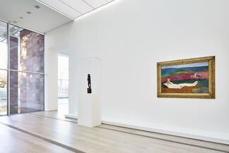 Paul Gauguin, installation view
