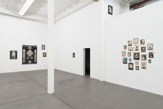 """Corinne von Lebusa """"What I see, the other sees"""", installation view"""