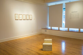 Construct, installation view