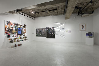 Identity IX curated by Reiko Tsubaki, installation view