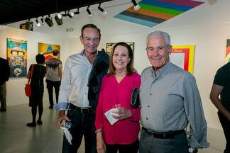 Art Week Juried Exhibit, installation view