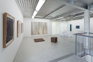 "Iida Shoji ""Things exist beyond Gen-Shoku"", installation view"