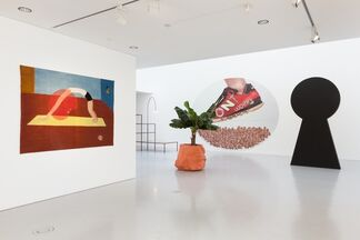 DON'T WORRY, installation view