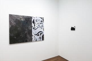 Wyrd, installation view