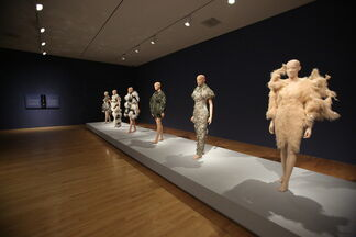 Iris van Herpen: Transforming Fashion, installation view