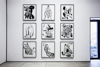 Haluk Akakçe: Come Midnight, installation view