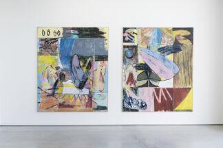 Jon Pilkington, Ryan Nord Kitchen, Stefanie Heinze, installation view