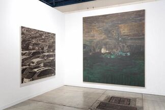 Stephen Friedman Gallery at Art Basel in Miami Beach 2015, installation view