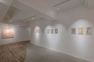 Scream   Exhibition of new works by MeeNa Park, installation view