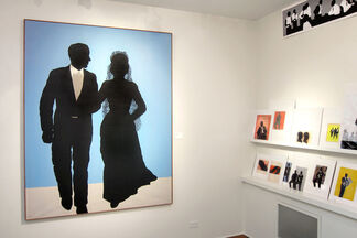 Idelle Weber: The Pop Years, installation view