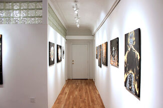 BREAKING THE GLASS, installation view