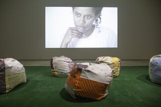 Tameka Norris: Recovery, installation view