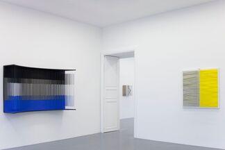 Jesús Rafael Soto: Chronochrome, installation view