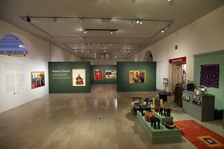 ROYALS and REGALIA: Inside the Palaces of Nigeria's Monarchs, installation view