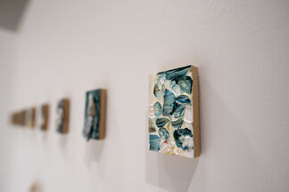 Paper Louise Tiny Fishman Rock, installation view