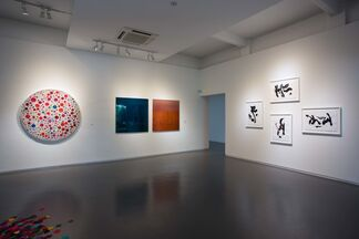 Women's Work: Contemporary Art From Asia and the Middle East, installation view