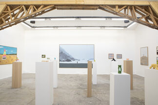 Les Sources - Nicolas & Jean JULLIEN, installation view