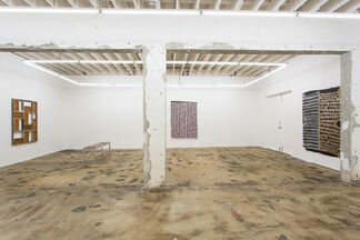 Nicolas Lobo, A Modulor Broth, installation view