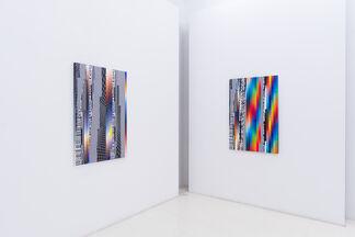 Felipe Pantone, installation view