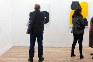 Semi-Fictions: Recent Painting by Julian Montague, installation view
