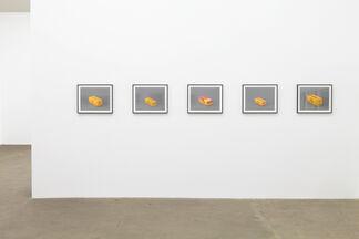 Morgan Fisher, installation view