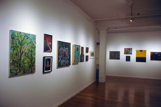 Winter Juried Exhibition, installation view