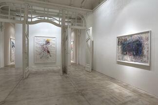 Martha Jungwirth, installation view
