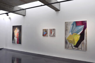 Genti Korini - The Object and its Background, installation view