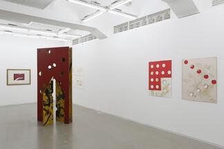 Kim Yong-Ik: Closer...Come Closer, installation view