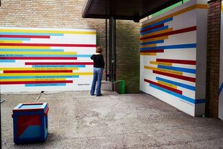 Venezuelan Pavilion, installation view