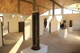 """THE APIARIES"" of Humberto Cazorla, installation view"