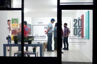 Espacio 20/20 at arteBA 2015, installation view