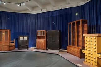 POST-OTTO WAGNER, installation view