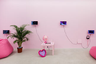 Molly Soda 'From my Bedroom to Yours', installation view